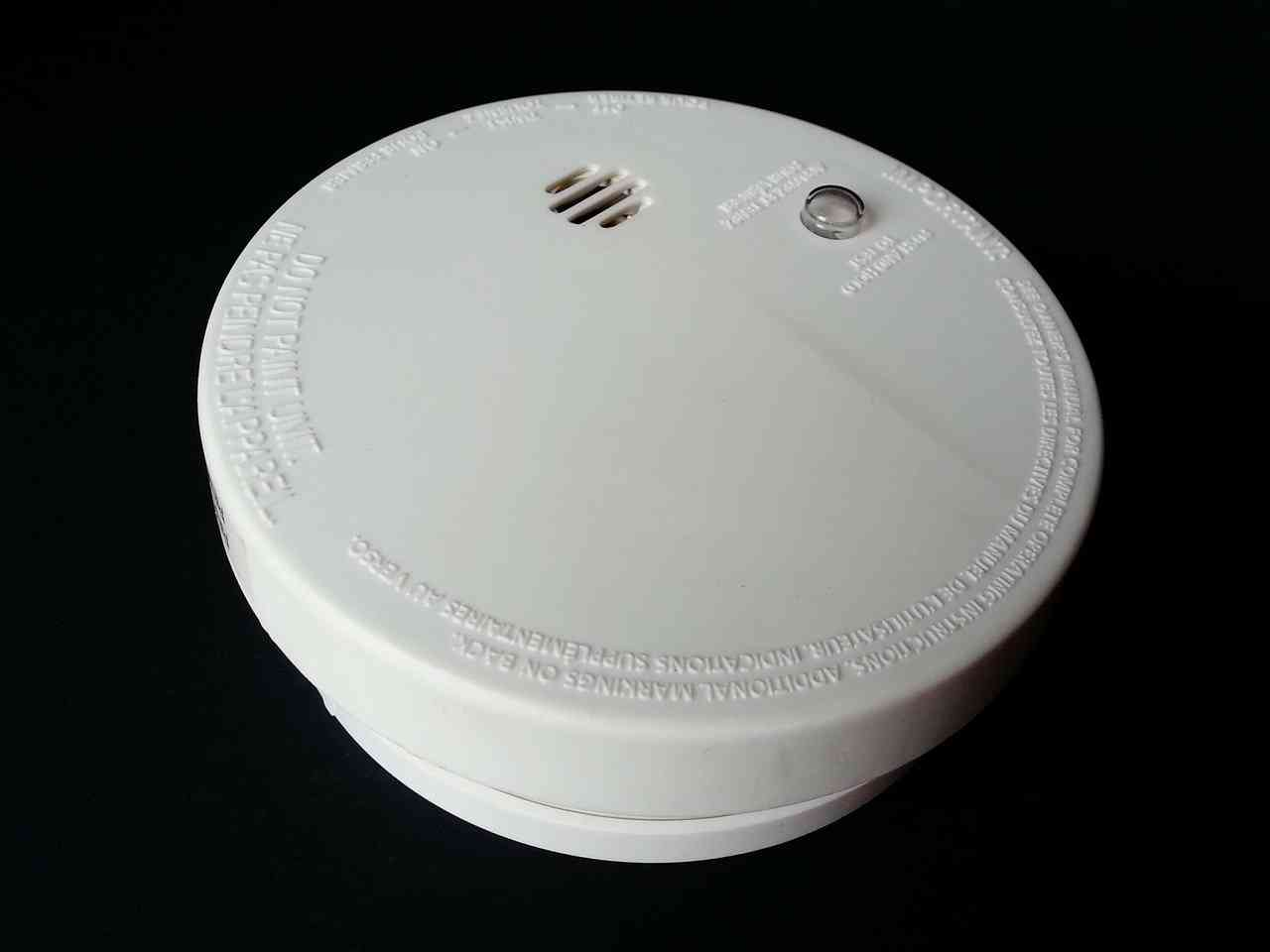 alarmas sensor de humos