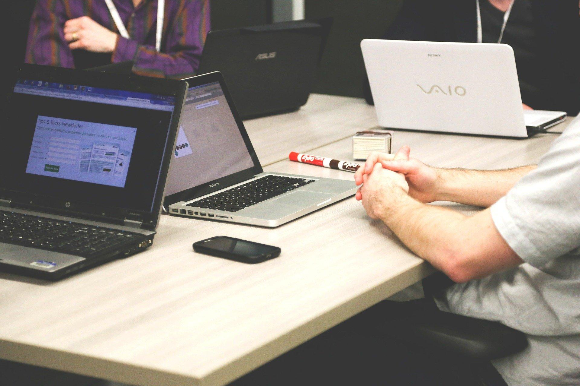 Trabajar con la mejor tecnología
